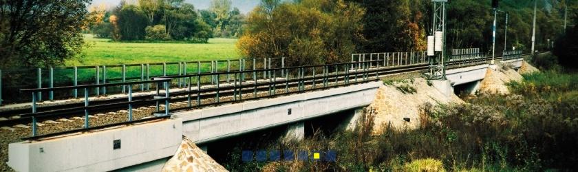 mosty elektrizace Zábřeh - Šumperk