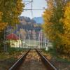Železnice Desná